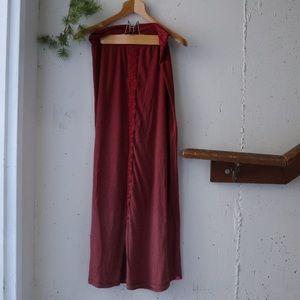 Cute cotton Prana skirt 191017009